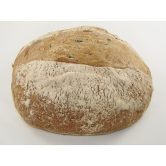 Olive Tuscan Bread 600g - Case of 6