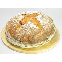 Sundried Tomato Tuscan Bread 600g - case of 6