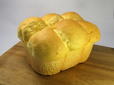 Brioche Tin Loaf 400g