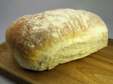 Soft White Batched Loaf 400g