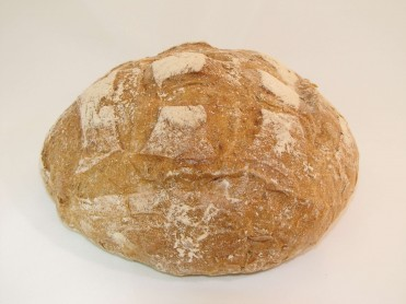 White Crusty Boule 900g