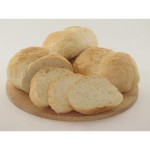 Continental White Crusty Rolls 4 Pack  - Case of 8 packs