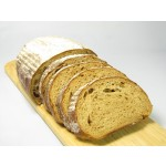 Light Rye Loaf 400g - case of 8