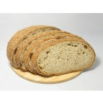 Rustic Brown Loaf 400g - case of 6